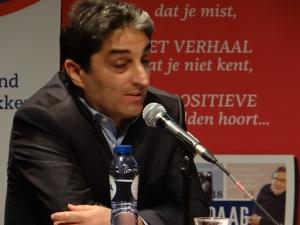 Selçuk Gültaşlı, correspondent of Zaman in Brussels