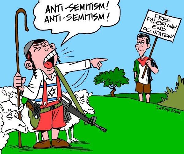 cartoon antisemitism